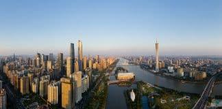 De Hong Kong à Guangzhou