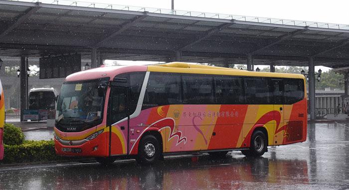 De Hong Kong à Guangzhou en bus