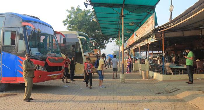 De Jaipur à Udaipur en bus