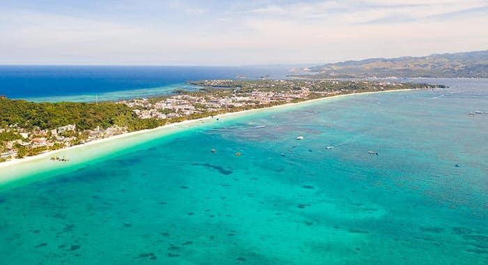 Vos options de voyage de Kalibo à Boracay