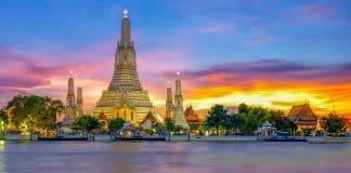 De Koh Tao à Bangkok
