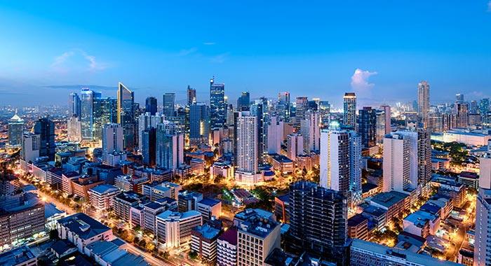 Vos options de voyage de Manille à Bacolod