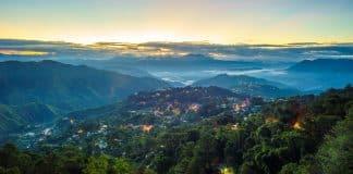 De Manille à Baguio