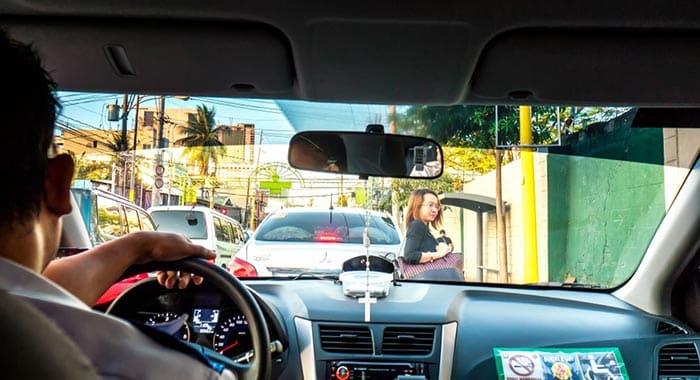 De Manille à Baguio en taxi