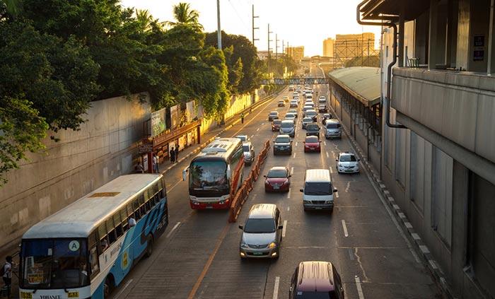 Vos options de voyage de Manille à Baguio