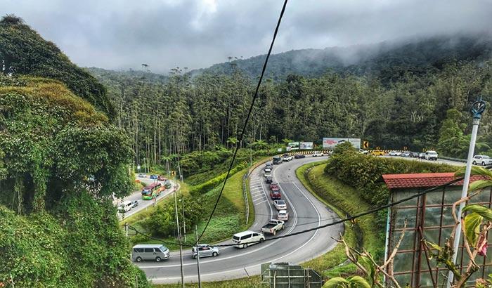 Vos options de voyage de Singapour aux Cameron Highlands