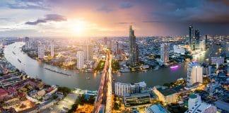 De Penang à Bangkok