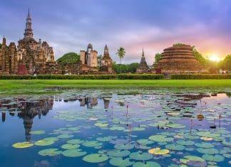 De Chiang Mai à Sukhothai