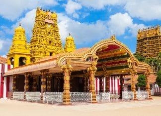 De Colombo à Jaffna