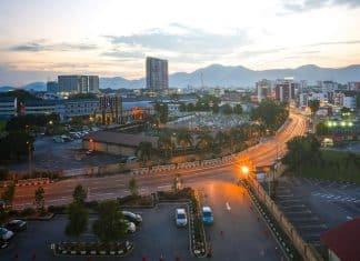 De Kuala Lumpur à Ipoh