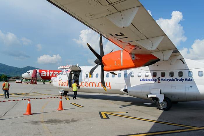 Vols de Penang à Phuket