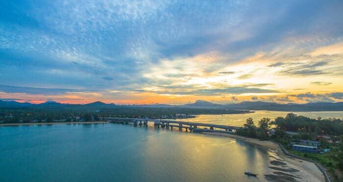 Vos options de voyage de Penang à Phuket