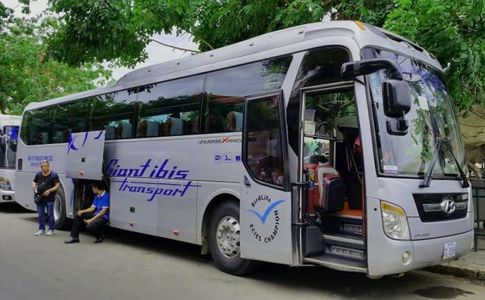 De Phnom Penh à Kampot en bus