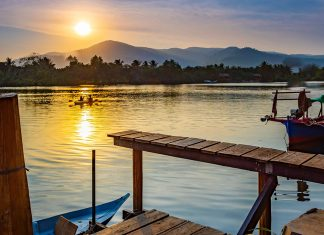 De Phnom Penh à Kampot